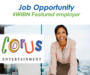 Women in Biz Network Featured job opportunity