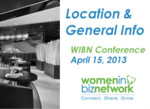 Women in Biz Network Hyatt Regency  Conference Location