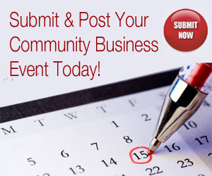 submit your community business event today for professional and entrepreneurial women