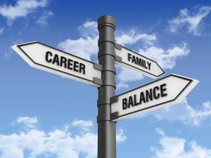 Family Career sign