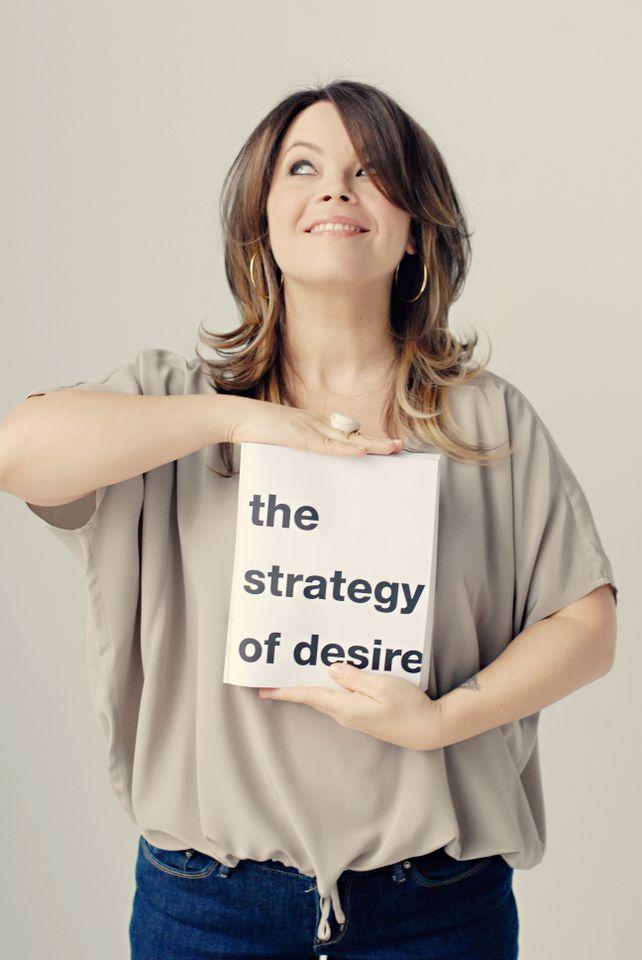 danielle laporte the strategy of desire