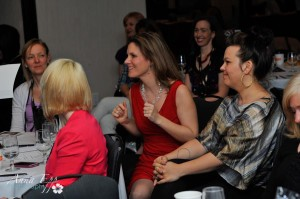 Networking at WIBN