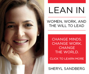 Join us June 5th for an Online Discussion of Lean In