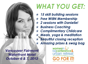 Conference with Danielle LaPorte