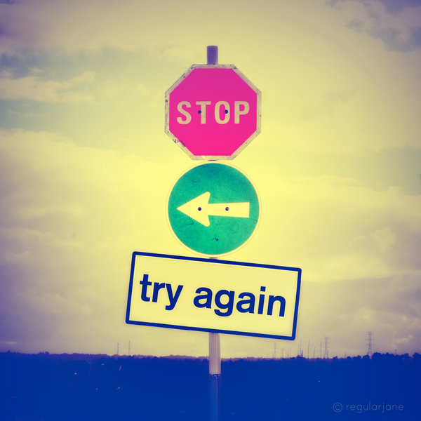 try-again