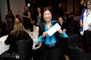 Networking at a WIBN Conference