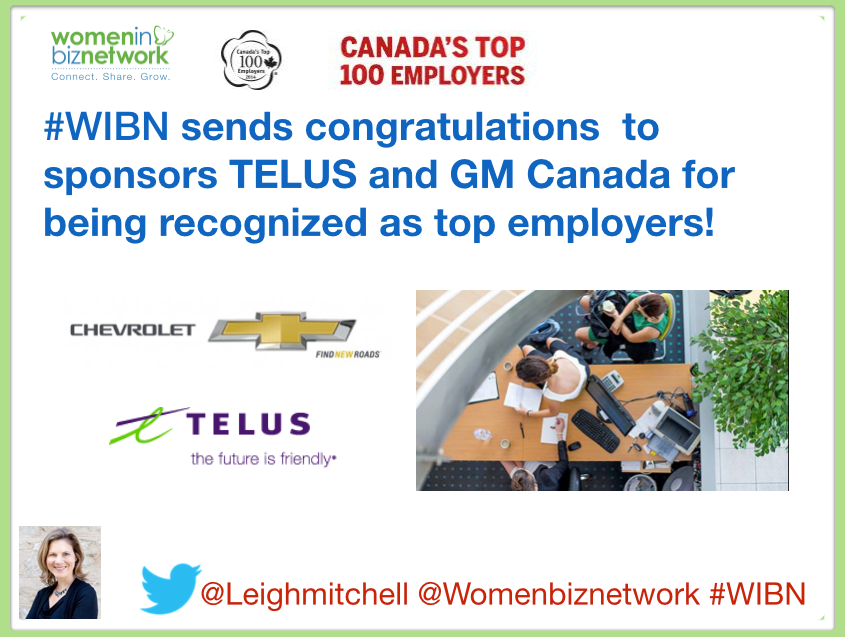 TOP Canada Employers Globe and Mail 2013 Winners